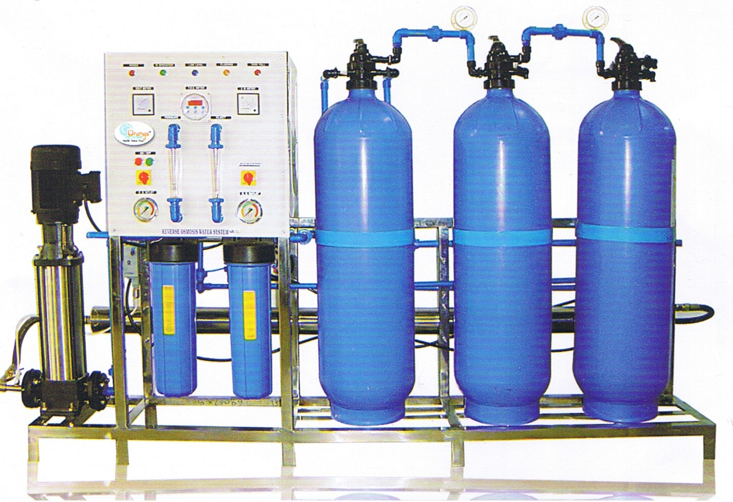 Commerfcial Water Treatment Plant - Small Scale